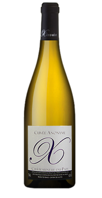 Cuvée Anonyme Blanc 2014